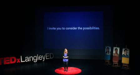 The Power of Community Evident at TEDxLangleyED
