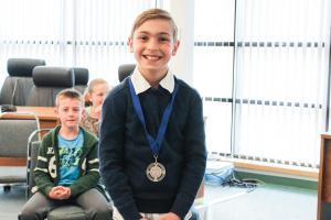Primary Speechfest medal 05